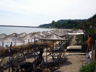 Παραλία Δικέλλων Αλεξανδρούπολης