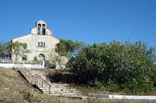 Ναός Κοιμήσεως της Θεοτόκου Λευκίμης