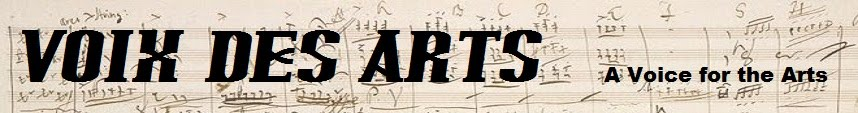 Voix des Arts: A Voice for the Performing Arts throughout the World