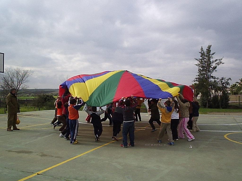 Mas Educacion Fisica Unidad Didactica Juegos Cooperativos