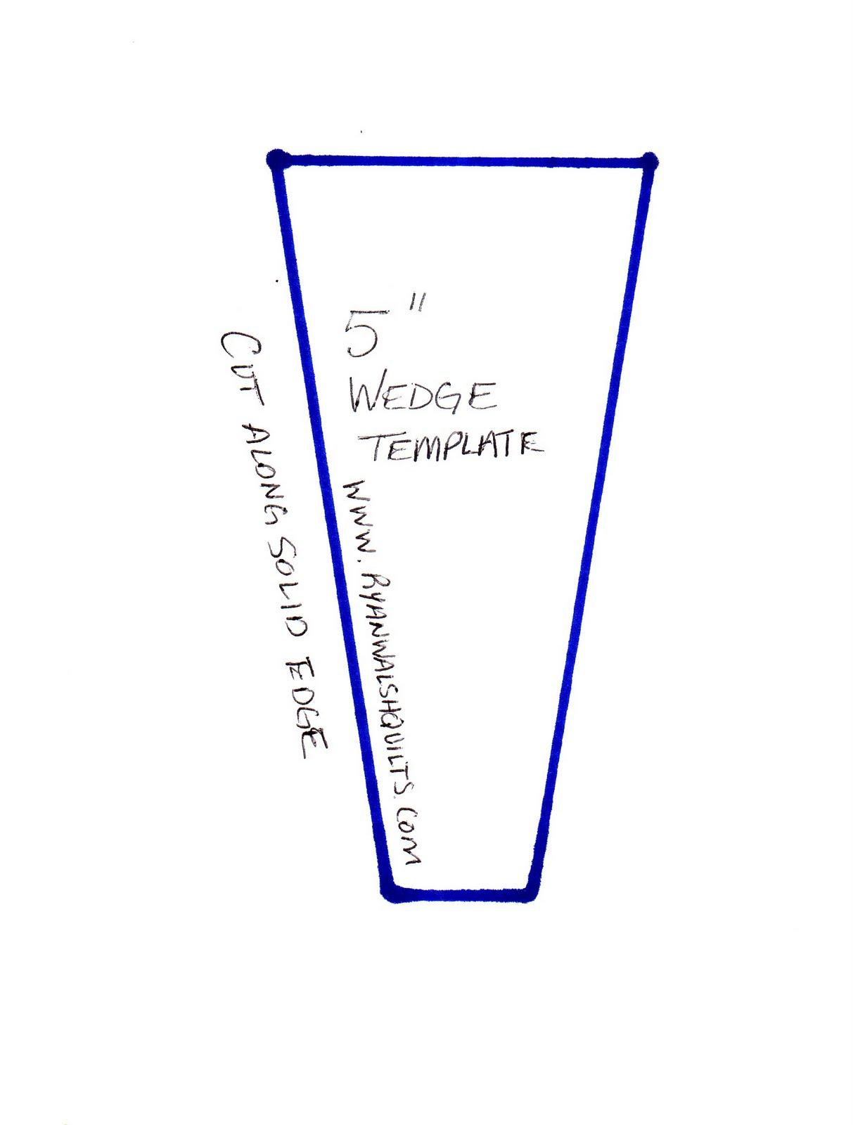 Dual Scale Ruler Template