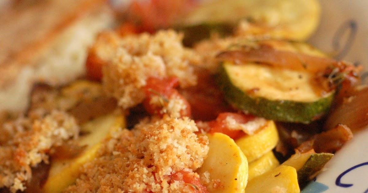 Sugar & Spice by Celeste: Summer Vegetable Gratin