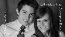 Kelli's Wedding - August 29