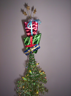 Random Discussions Of A New Blogger Grinch Tree