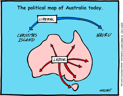 political map of australia and new zealand. house political maps of