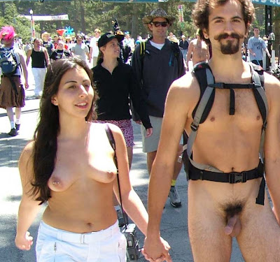 bay to breakers jacking off