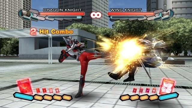 Kamen Rider Dragon Knight - GameSpot