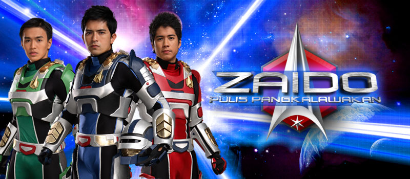 Henshin Grid Zaido Filipino Spin Off To Shaider