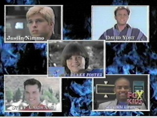 Power rangers the lost episode