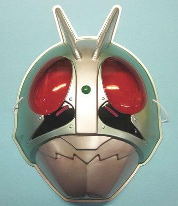 henshin grid kamen rider kid masks