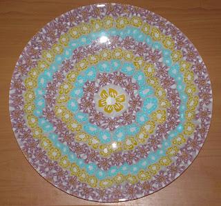 Ilgirasogno piatti decorati for Piatti decorati