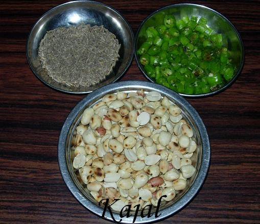 Kajal's.... - Recipes with Step by Step Pictures...: Moraiya ni ...