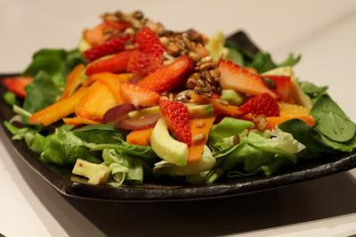 Baby Pinaatti Salaatti