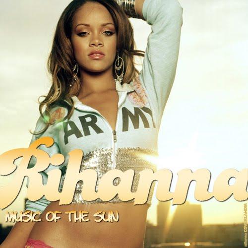 Cover World Mania: Rihanna-Music Of The Sun Fan Made Album ...