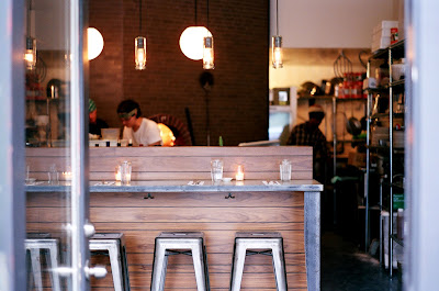 the estate of things chooses delancey restaurant