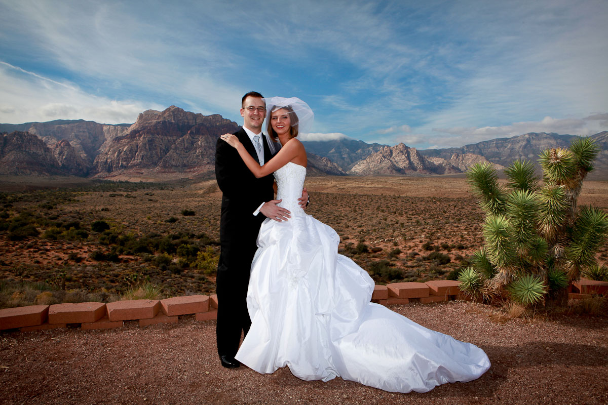 rock canyon weddings vegas las fall scenic ceremony