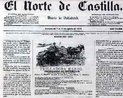 Historia de una indumentaria   El Norte de Castilla