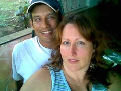 Adrian & Cheryl Mingo
