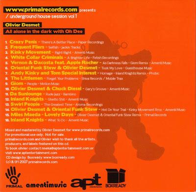GummiHz / Sebo K - Mobilee Back To Back Remix Series Vol 01
