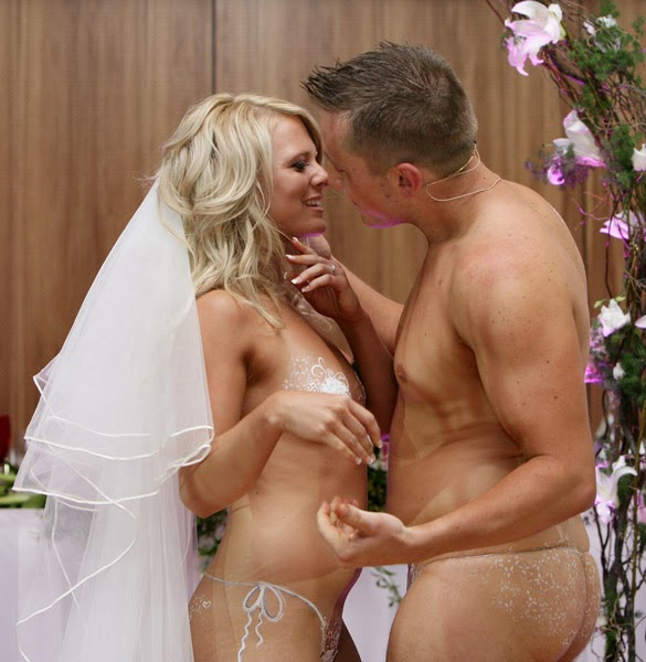 Naked wife dare