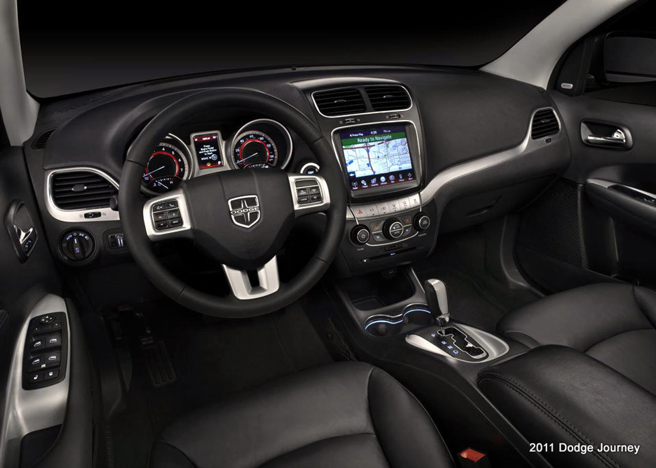 2011 Dodge Journey Autoblogzine