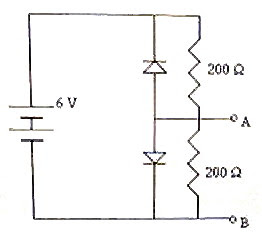 Physicsplus: Multiple Choice Questions on Diodes