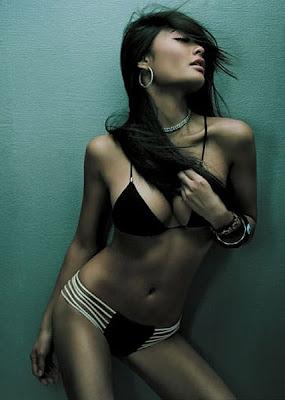 jarah mariano sexy asian girls victoria secret