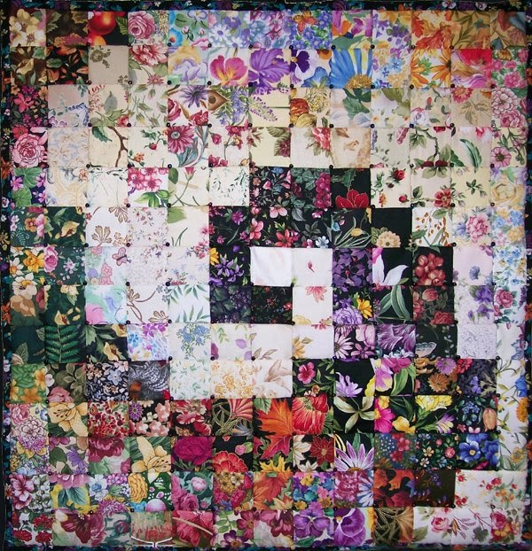 For Quilts Sake How To Make A Watercolor Quilt