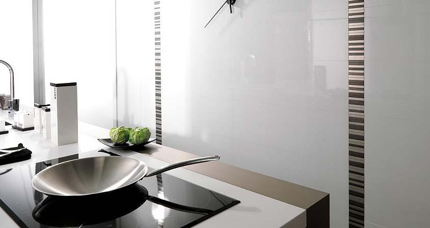 cocina moderna u azulejos