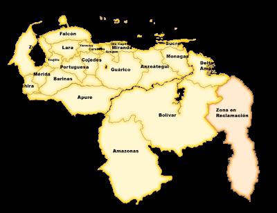 geografia venezuela actividad economica region nor oriental: