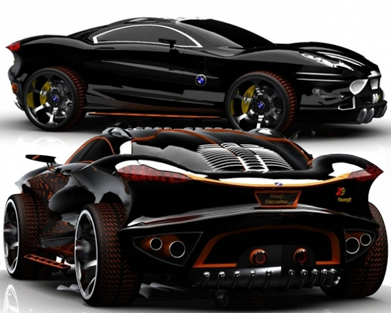 bmw sport cars x9 by khalfi oussama new car used car reviews picture. Black Bedroom Furniture Sets. Home Design Ideas