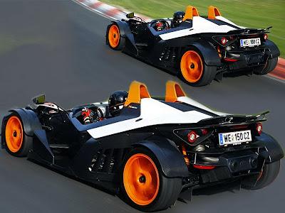 2011 Ktm Sport Cars X Bow R Exclusive Class Car