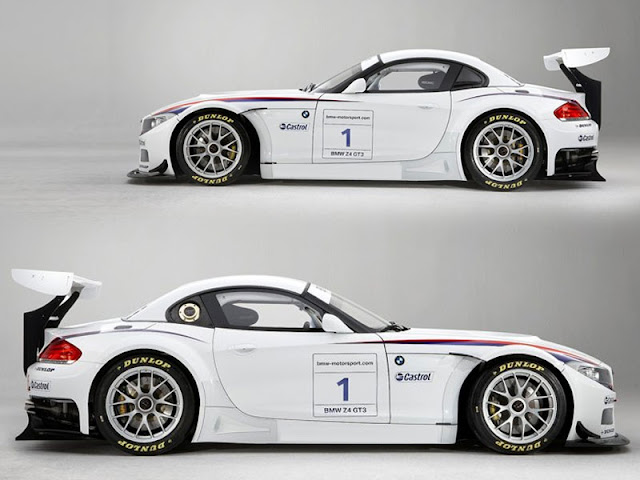 New Car Concept Modification Cars 2010 Bmw Z4 Gt3 Sports Cars