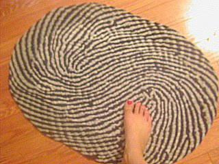 Secrets of the No-Sew Rag Rug