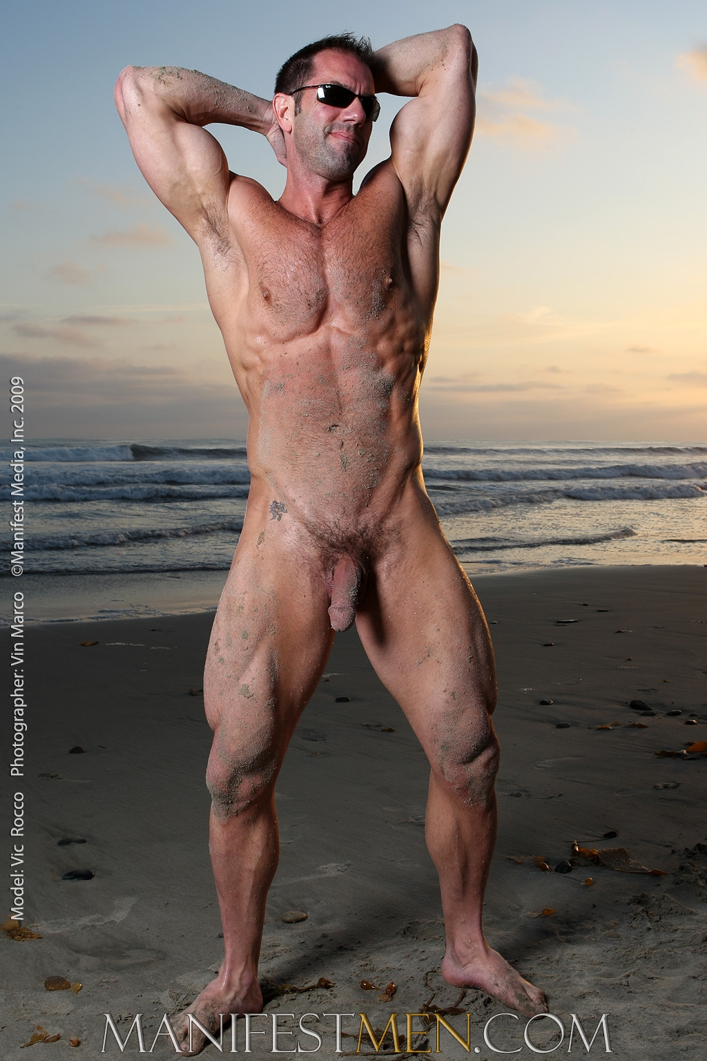 Phrase muscle women on beach naked have