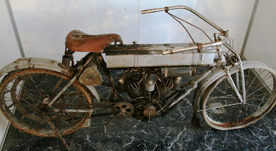 Motorcycle And Motorcycle Barn Find 1909 Curtiss