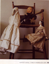 My Doll Emma, Early American Life, August, 2005