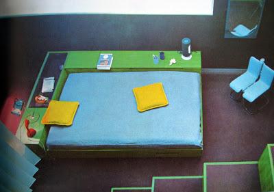 科伦波Joe Colombo(意大利1930-1971)设计作品集1 - 刘懿工作室 - 刘懿工作室 YI LIU STUDIO