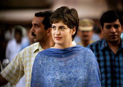 priyanka gandhi met Nalini at Vellore Prison