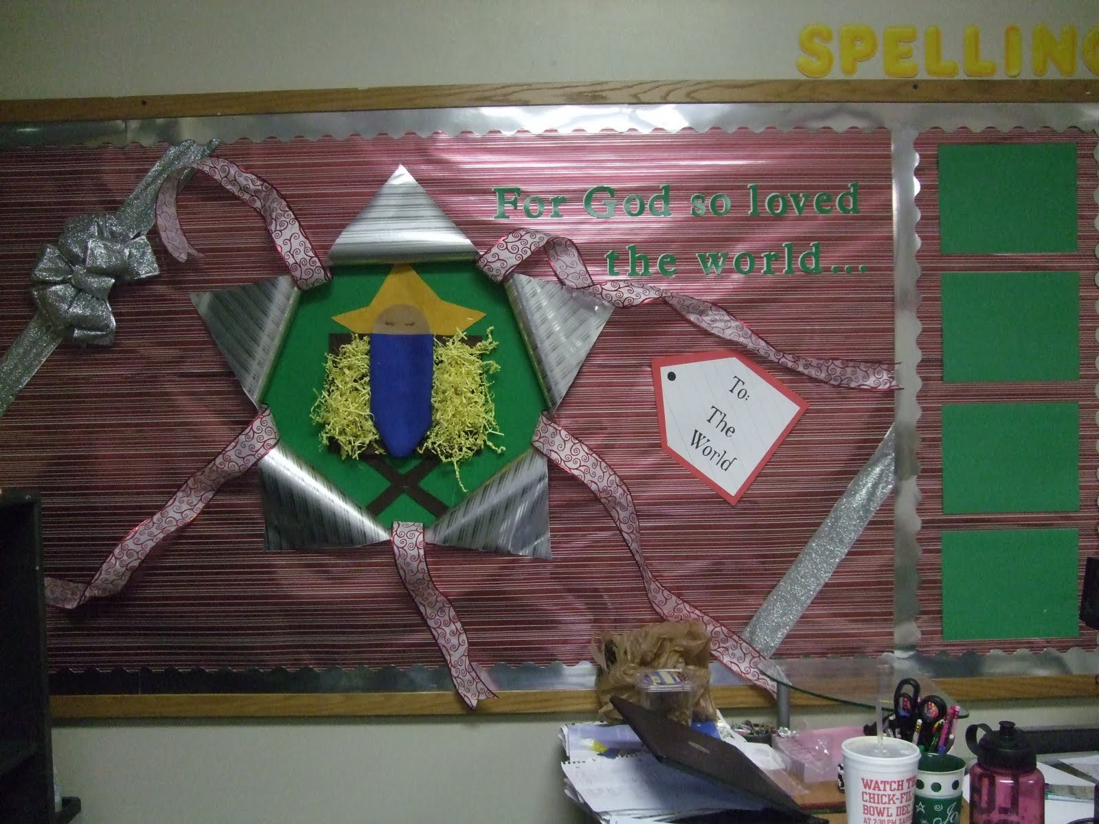 Sweeter Gets The Journey Bulletin Boards