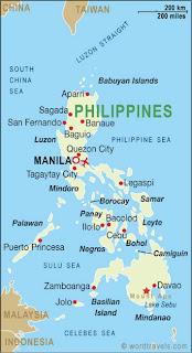 Tarinoita Tunnelmia Ja Tuumailua Taiwanista Filippiinien Matka