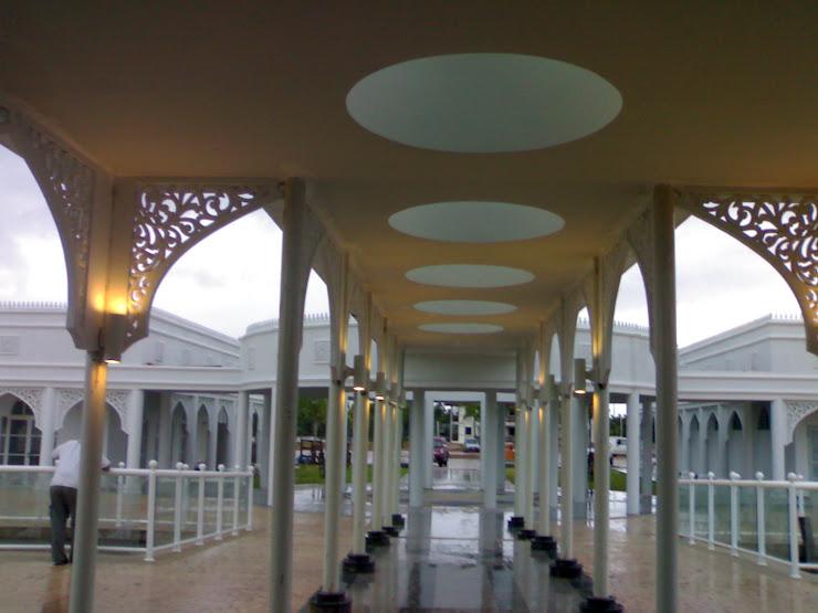 المسجد الكريستالي 17012008711