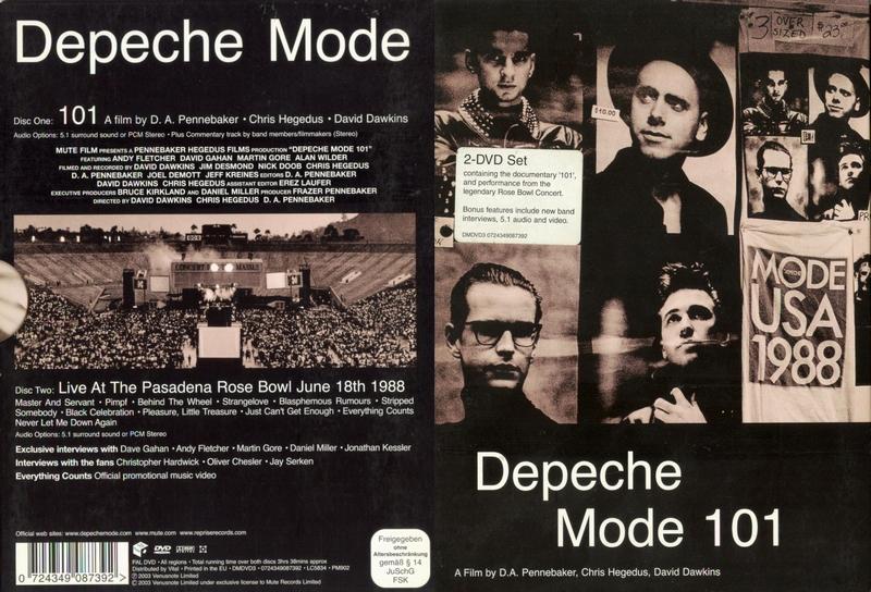 Video Trashcan V 2 0 Depeche Mode