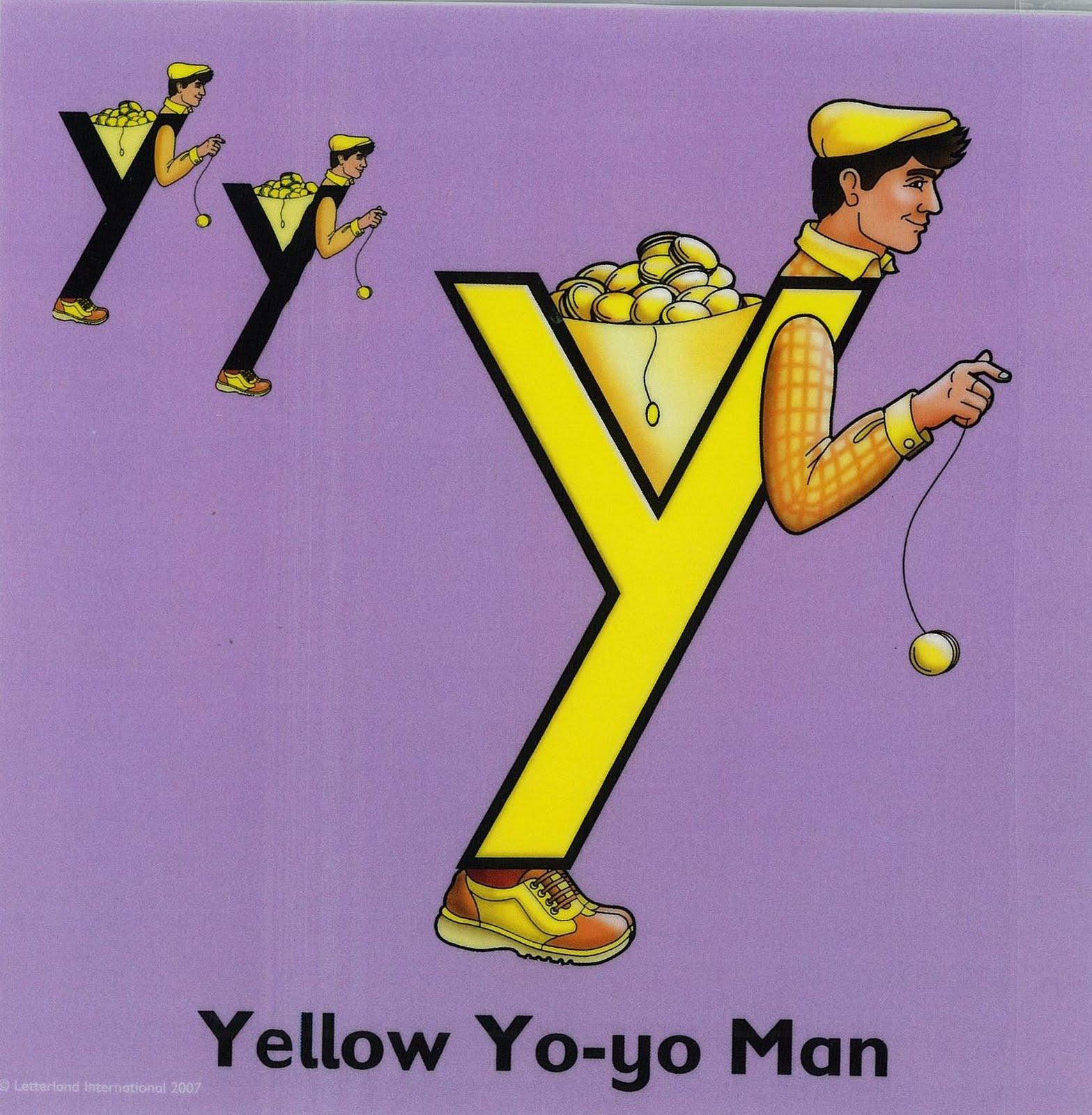 Yoyo Man 99