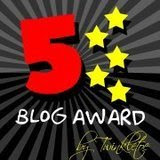 5-STAR BLOG AWARD