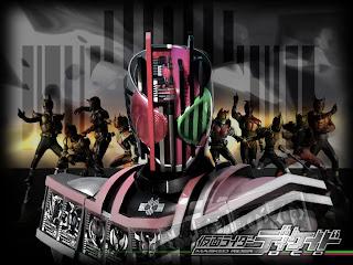 Kamen Rider: link kamen rider decade (TV Nihon) torrent
