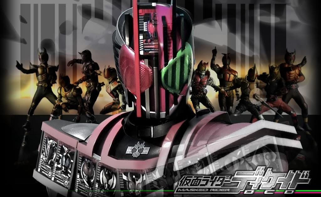 Kamen rider decade episode 24