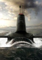 Astute HMS Audacious