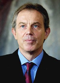 Tony Blair Steps Down