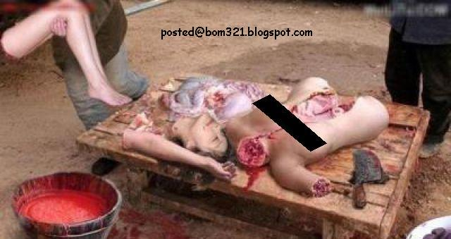 Jenayah Pembunuhan Kejam Di China  Blog BOM321